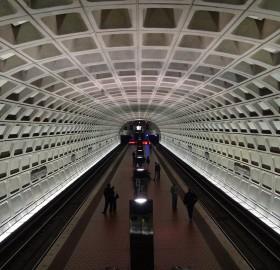 washington subway station