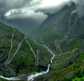 great mountain road