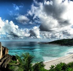 beautifull praslin seychelles