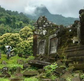 khmer temple, laos