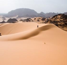 sahara desert, western libya