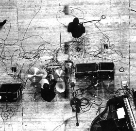 the beatles from above