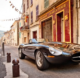 the speedster in the south of france