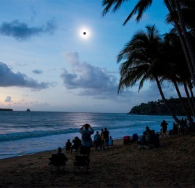 total solar eclipse seen from australia