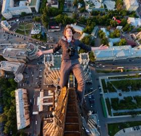 russian daredevils skywalk