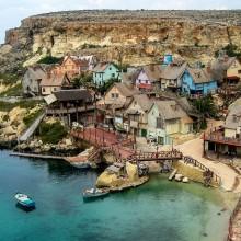 anchor bay, malta