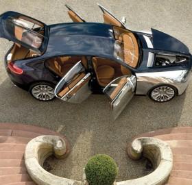 luxurious bugatti 16C galibier