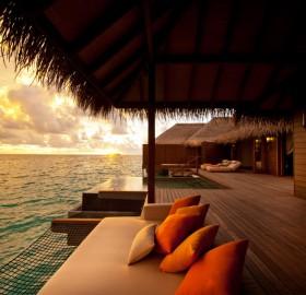 ultimate retreat destination, maldives