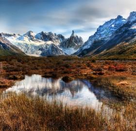 stunning landscape view, argentina