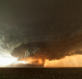 super storm over texas