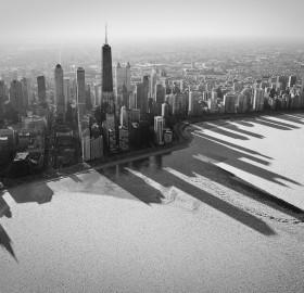 chicago`s frozen shadows