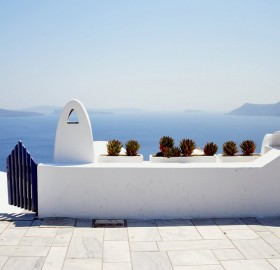 oia village, greece