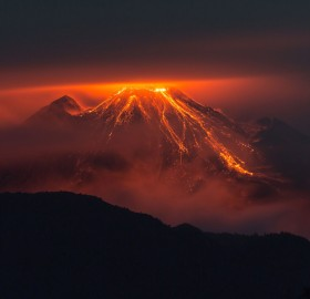 World's Most Amazing Active Volcano Photos