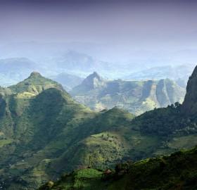 semien mountains, ethiopia