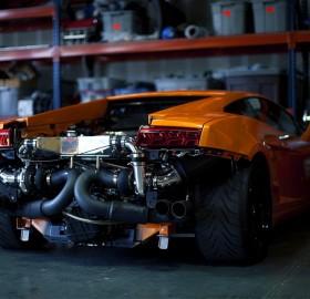 lamborghini gallardo engine