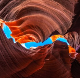 all shapes of canyon, arizona