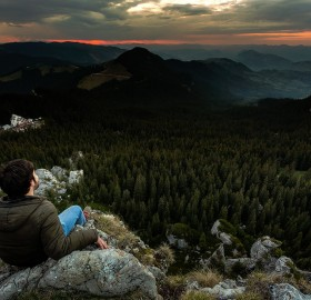 best place to sit in transylvania, romania