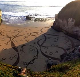 incredible sand paintings