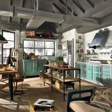 beautiful kitchen interior
