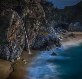 julia pfeiffer burns state park, california