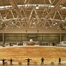 biggest pizza in the world