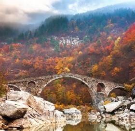 devils bridge, bulgaria