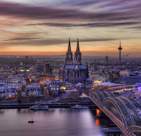 City of Cologne, Germany