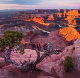 Dead Horse Point Canyon, Arizona