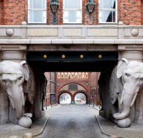 Elephant Gate, Copenhagen