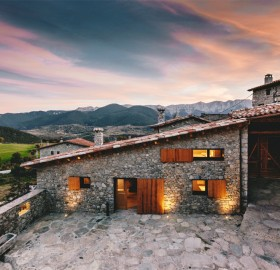 Historic Farm in Stone, Spain