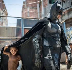 Batman From Rio De Janeiro Favelas