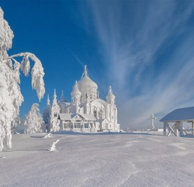 Beautiful Winter In Russia