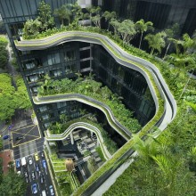 A Modern Oasis, Hotel In Singapore