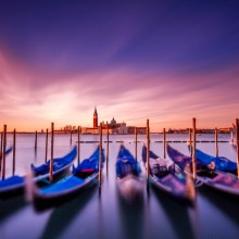 Sunrise in Venezia