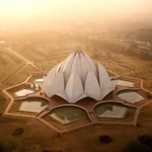 The Lotus Temple, India