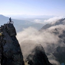 Riding Down Mountains On The Isle Of Skye