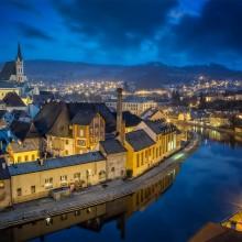 The Magical Town Of Cesky Krumlov