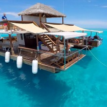 Floating Bar In Fiji