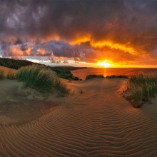Curonian Spit National Park, Lithuania