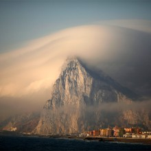 La Atunara Port, Gibraltar