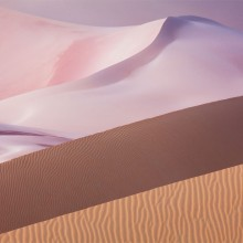Colors Of Rub Al Khali Desert, United Arab Emirates